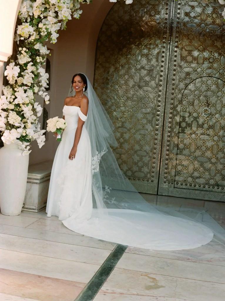 Sabrina Elba Wedding