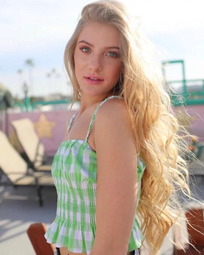 Paige Hyland Age