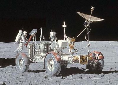 Lunar Rover Wikicars