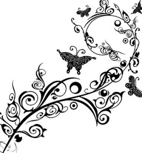 Butterfly Black And White Free Black And White Butterfly Clipart Google Search 2 Wikiclipart
