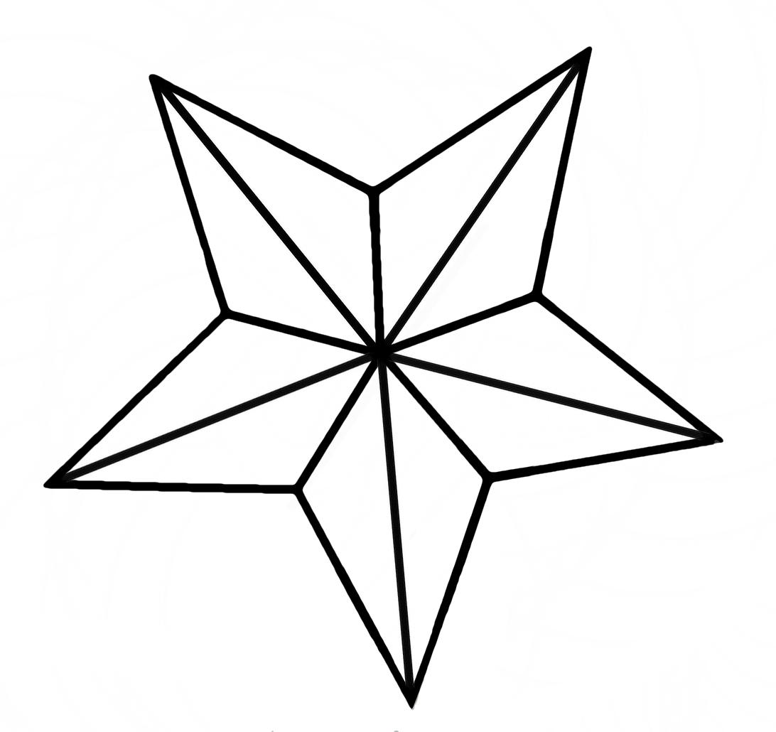 Star Outline Images