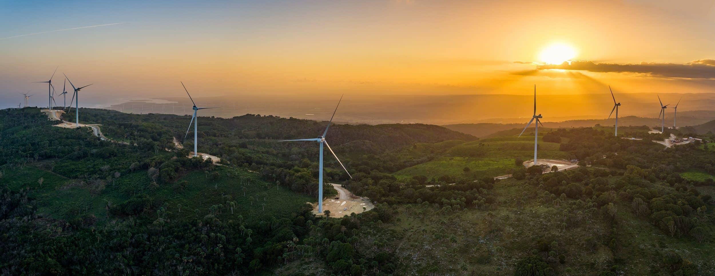 Parque Eólico Los Cocos 1