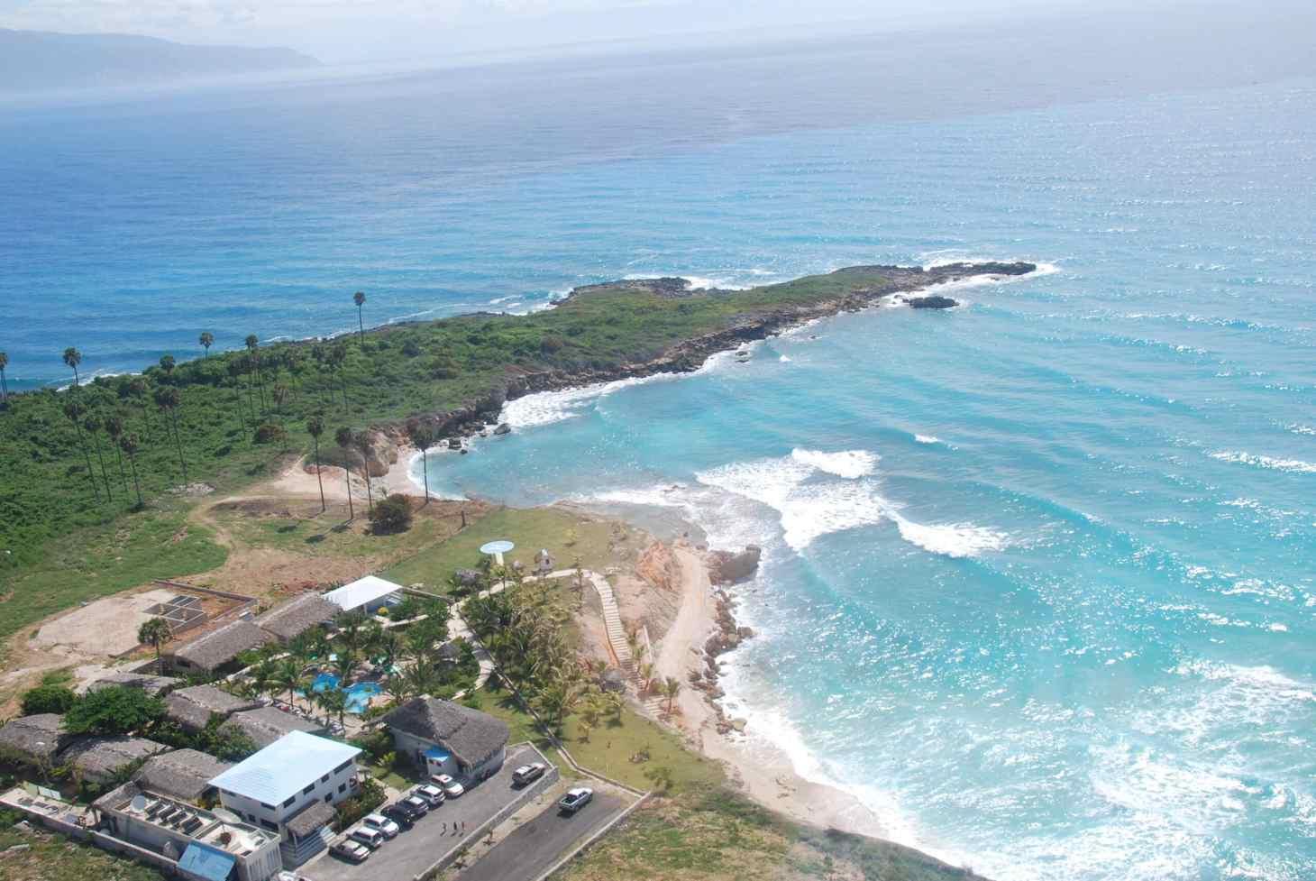 Playa azul barahona