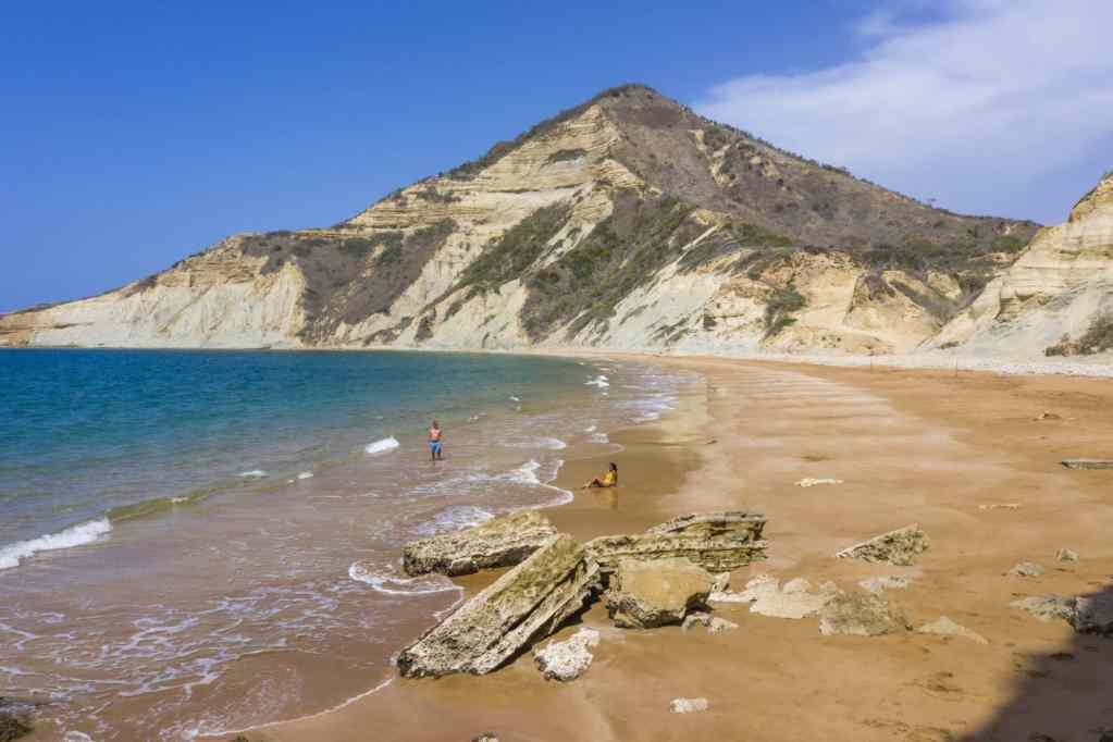 Playa Parque Nacional El Morro