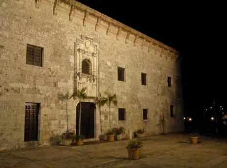 Las Casas Reales zona colonial