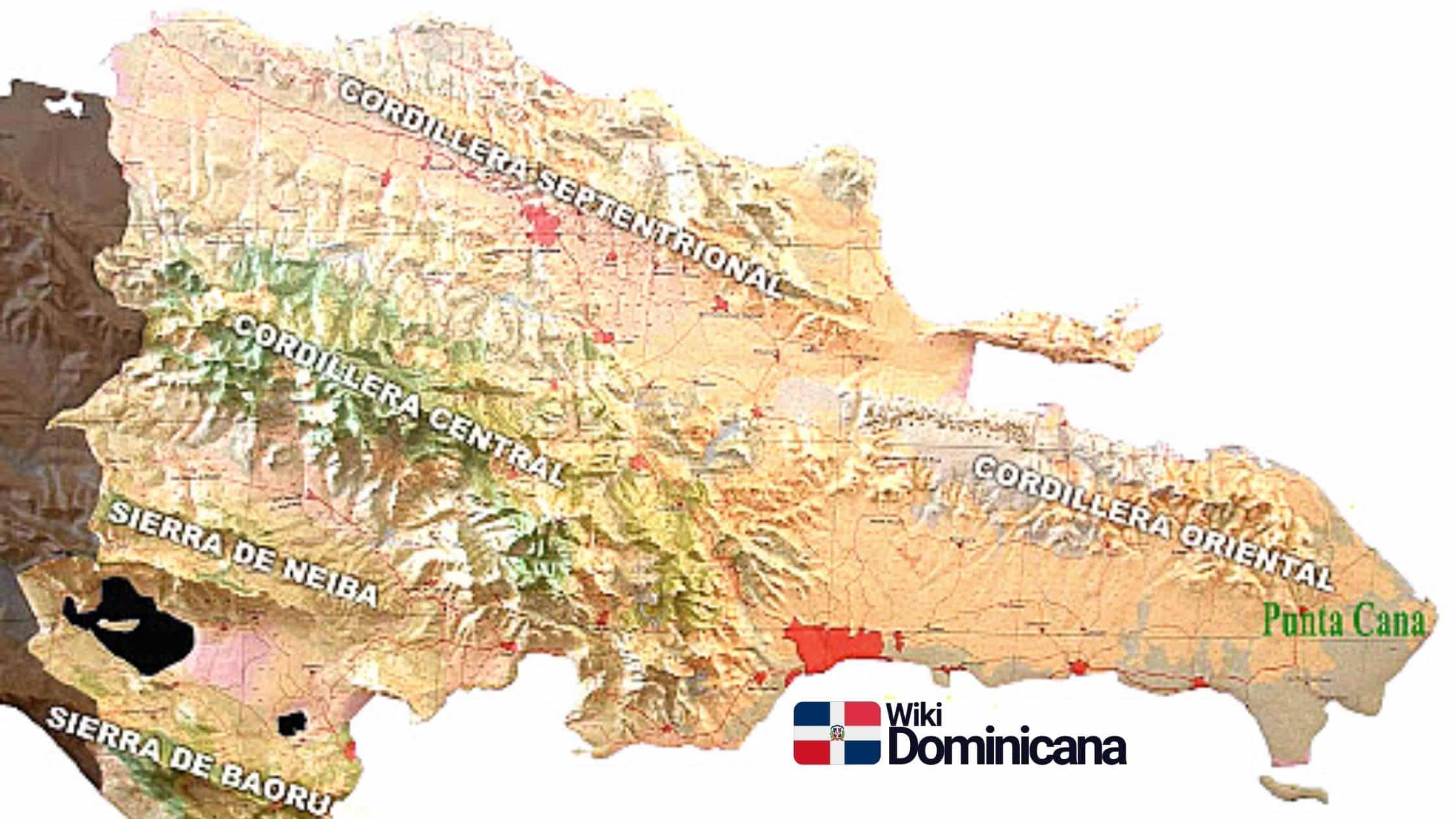 Mapas de la República Dominicana 2020 1