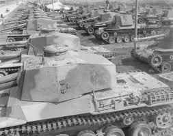 الحرب العالمية الأولى كان اول إستخدام للدبابات