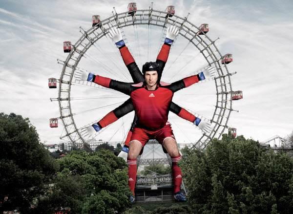اعلانات مثيرة - دعايات مثيرة - Petr Cech