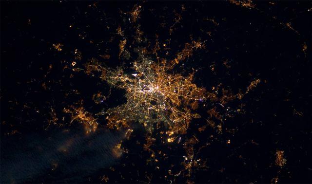 صور-الأرض-من-الفضاء-مدينة-برلين