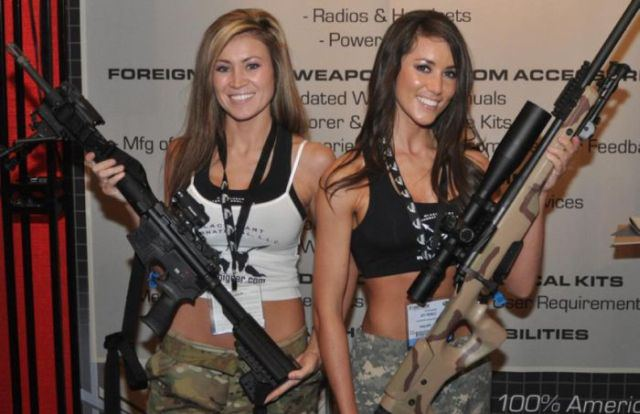 السلاح بالولايات المتحدة