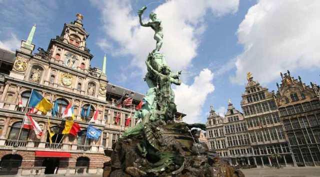 الهجرة الى بلجيكا-والفساد-بالعالم