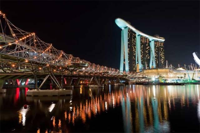 الفساد في سنغافورة-والفساد-بالعالم