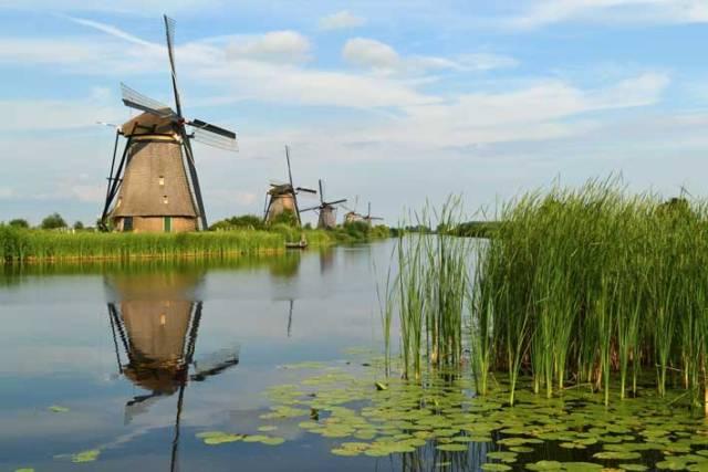 الهجرة الى هولندا-والفساد-بالعالم