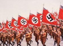شعار النازيين السواستيكا - معلومات-عن-الحرب-العالمية-الثانية