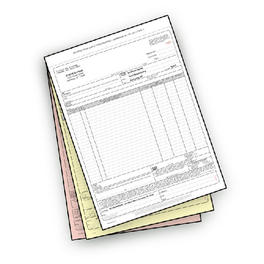 These two documents are linked in that they are both commonly found in international trade transactions. Download Blank Bill Of Lading Forms Pdf Word Excel