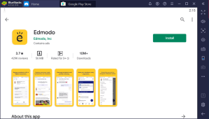 Edmodo App Download for PC