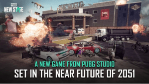 PUBG NEW STATE for PC