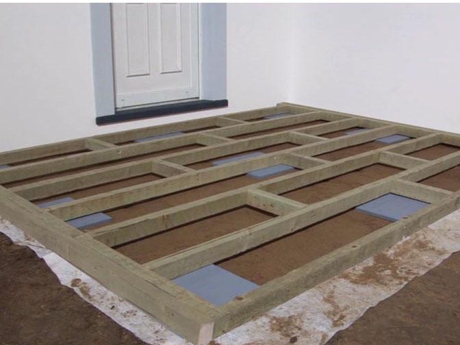 poser une terrasse en lames composite