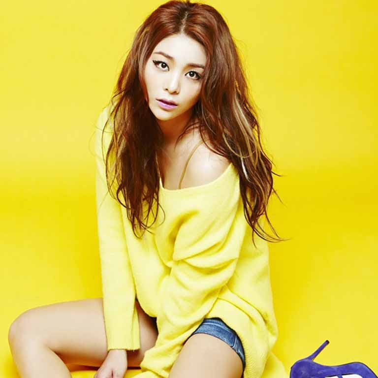 Ailee dating 2016