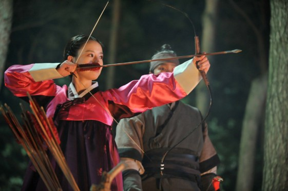 Moon Chae won in War Of the Arrows