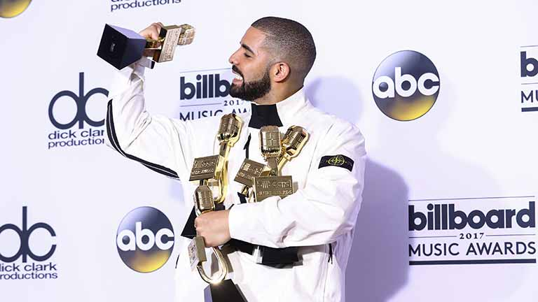 Won 13 Awards in Billboard Music Awards