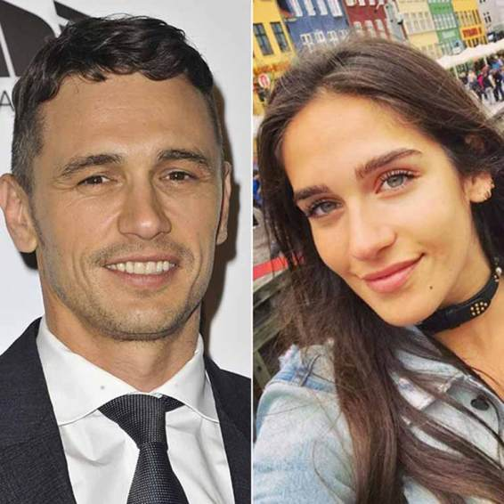james franco dating isabel pakzad