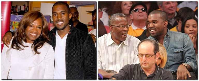 Kanye West Family