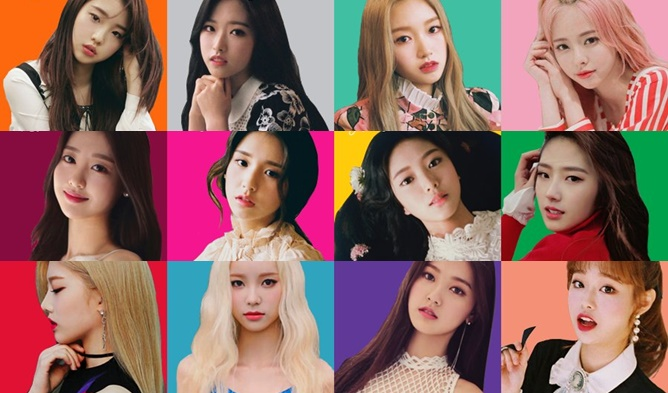 Image result for loona kpop