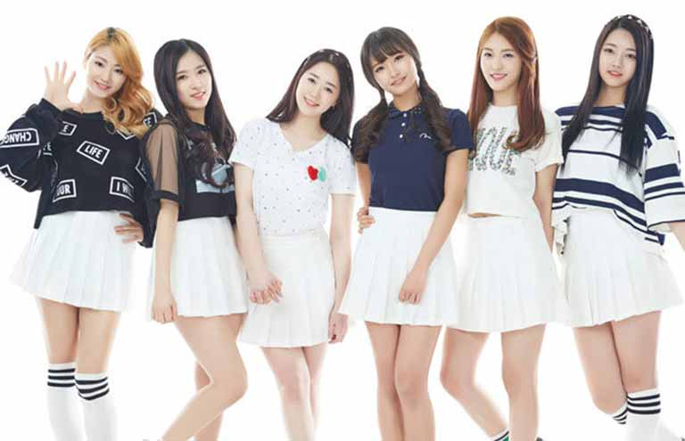 OH MY GIRL Members Profile : Complete Info - wikifamouspeople