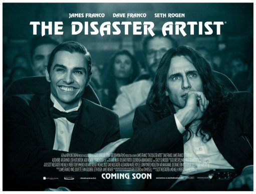 Movie: The Disaster Artist