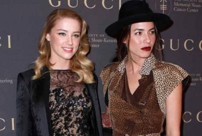 Amber with Tasya van Ree