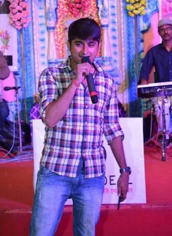 Deepak Performing