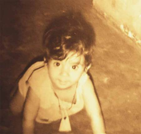 Rajkummar Rao childhood