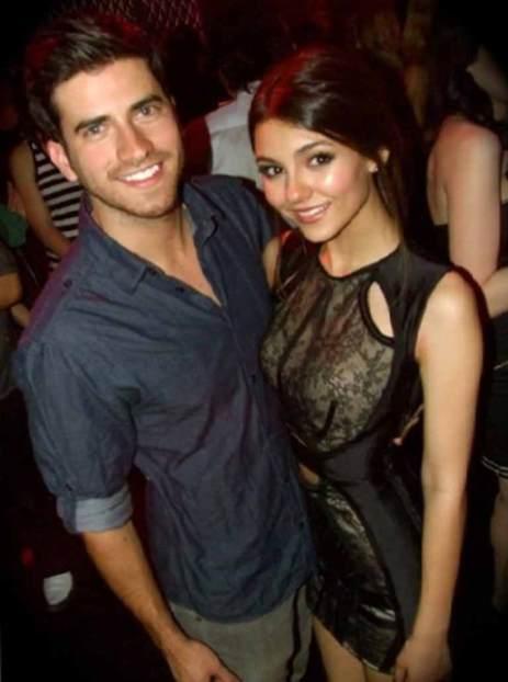 Victoria with Ryan Rottman