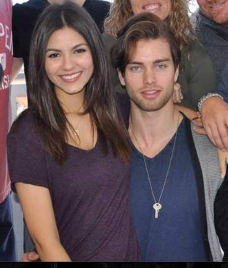 Victoria with Pierson Fode