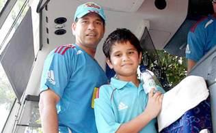 Arjun Childhood pic