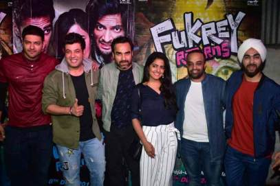 Movie: Fukrey