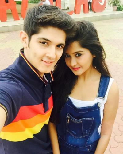 Kanchi with Rohan Mehra