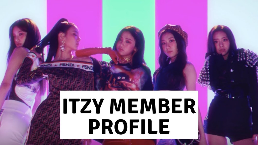 ITZY Members Profile: Complete Info - wikifamouspeople