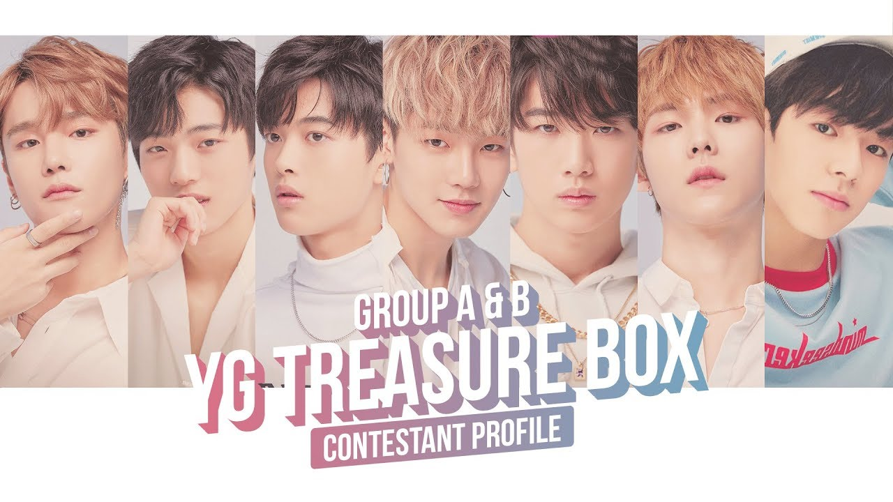 Awesome Treasure Kpop Profiles wallpapers to download for free greenvirals