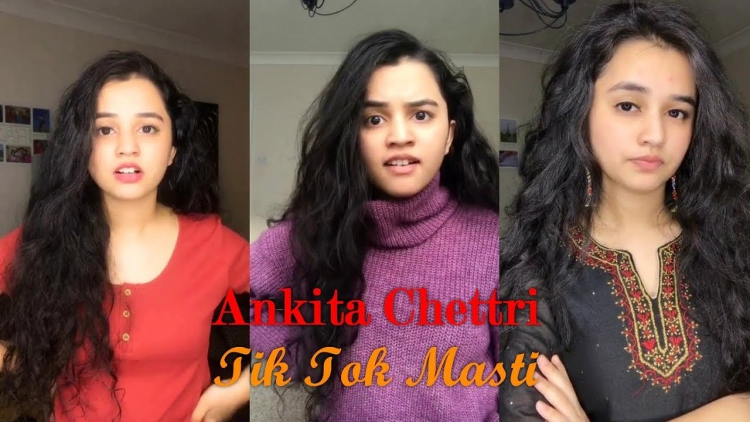 Ankita Chettri (Tiktok Star) Wiki, Biography, Age, Family, Facts and