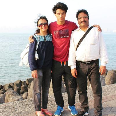 Aksh Parents