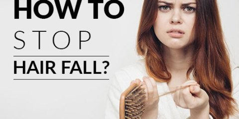 Hair fall tips