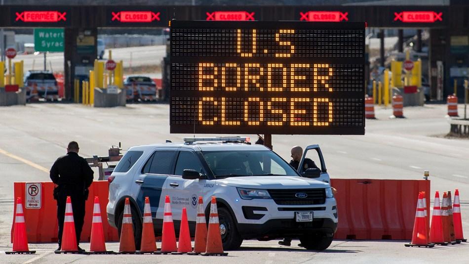 Restriction on border crossings