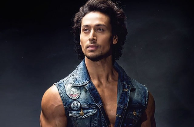 Tiger Shroff wall