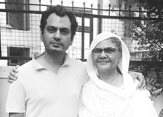 Nawazuddin Siddiqui Mother