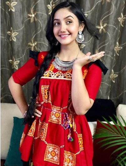 Ashnoor Kaur Actress