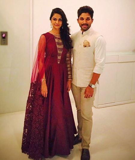 Sneha Reddy's husband