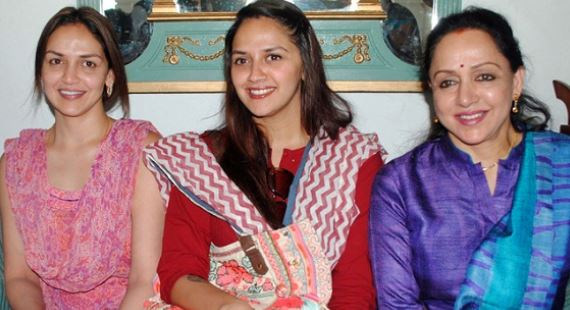 Hema Malini Daughters