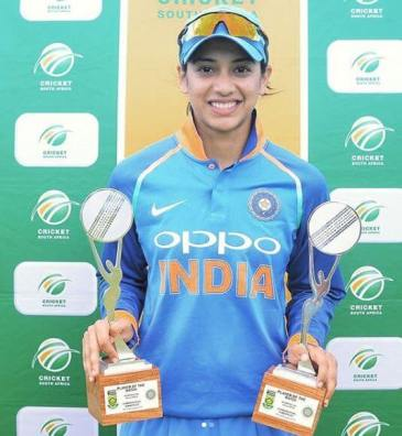 Smriti Mandhana hot photos